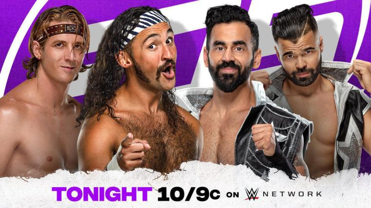 205 Live to feature pair of must-see matches