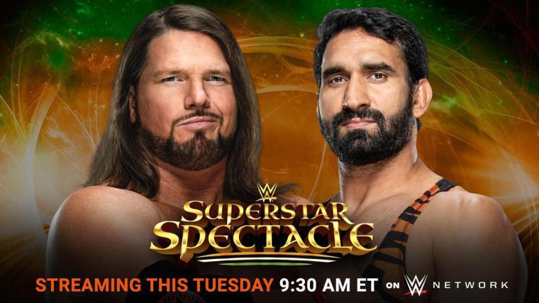 AJ Styles vs. Jeet Rama