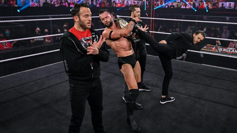 Adam Cole sends shockwaves through NXT Universe by blasting Finn Bálor, betraying Kyle O'Reilly