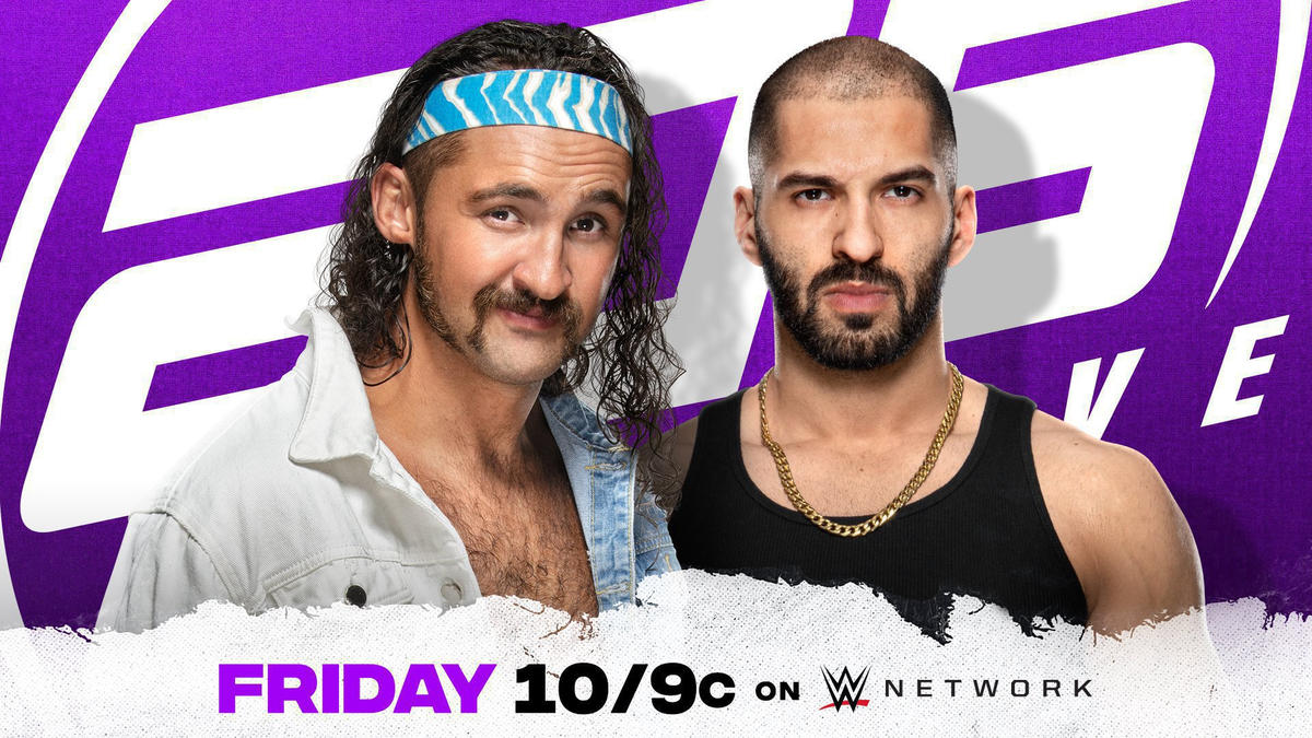 205 Live to feature Eight-Man Tag, slugfest between Grey and Daivari
