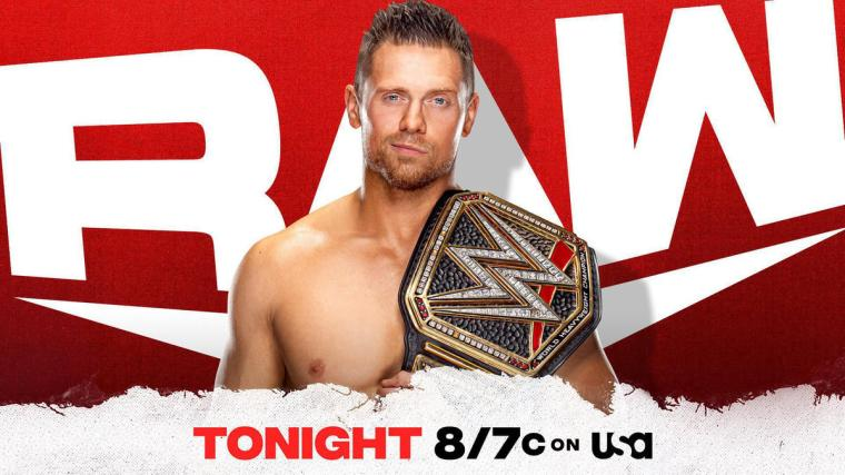 "The Miz to present a special WWE Championship celebration episode of ""Miz TV"""