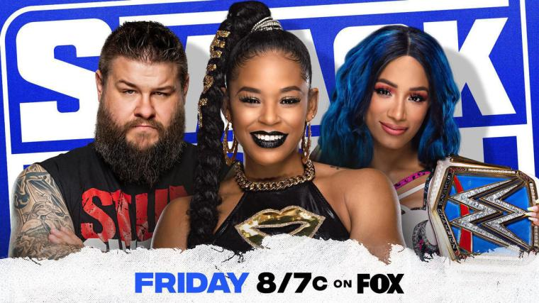 """Bianca Belair and SmackDown Women's Champion Sasha Banks to appear on """"The KO Show"""""""