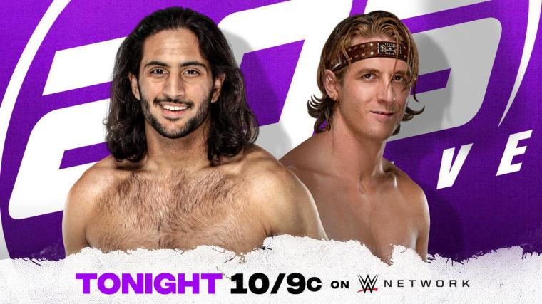 Mansoor set to battle Stallion, Atlas and Grey primed to take on Nese and Daivari on 205 Live