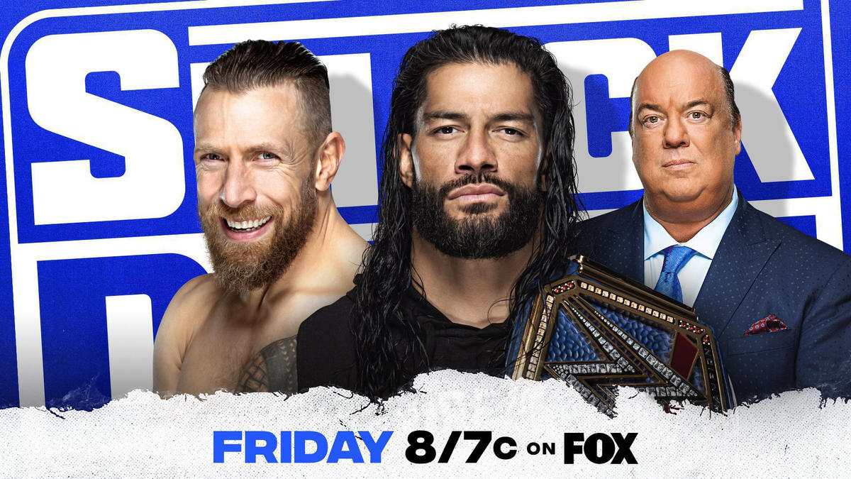 Roman Reigns and Daniel Bryan set for high-stakes Universal Title clash next Friday