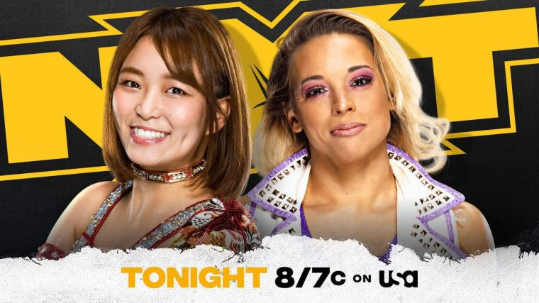 Sarray set to debut against Zoey Stark tonight on NXT