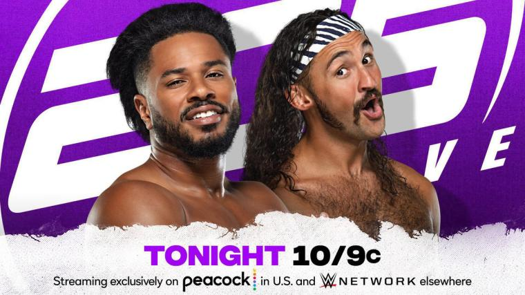 Adonis battles Grey, Bollywood Boyz collide with Nese and Daivari on 205 Live