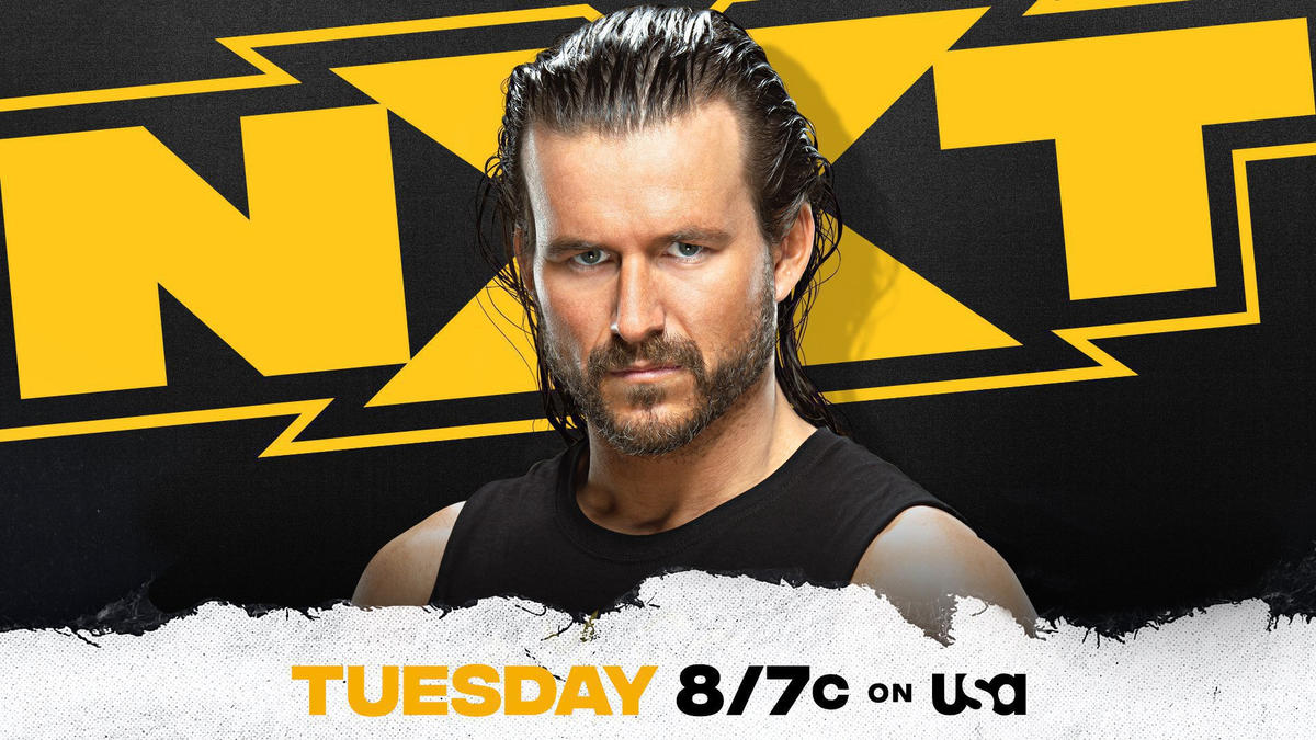 Adam Cole sits down with Arash Markazi this Tuesday on NXT
