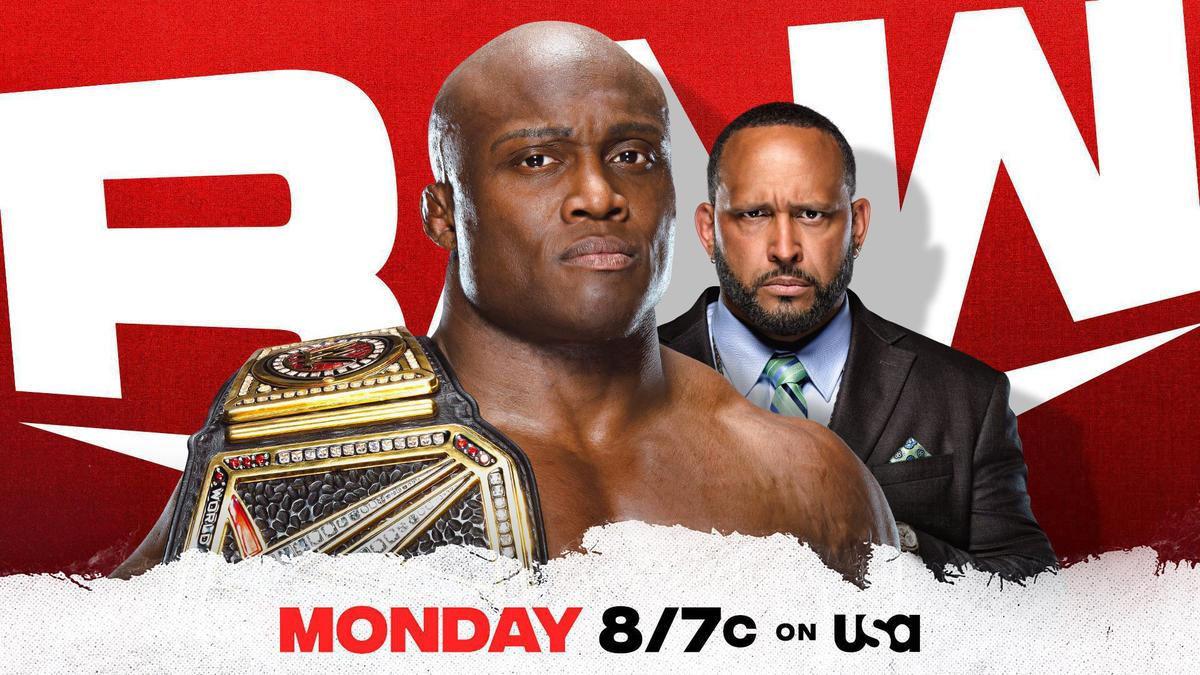 WWE Champion Bobby Lashley set to return to Raw