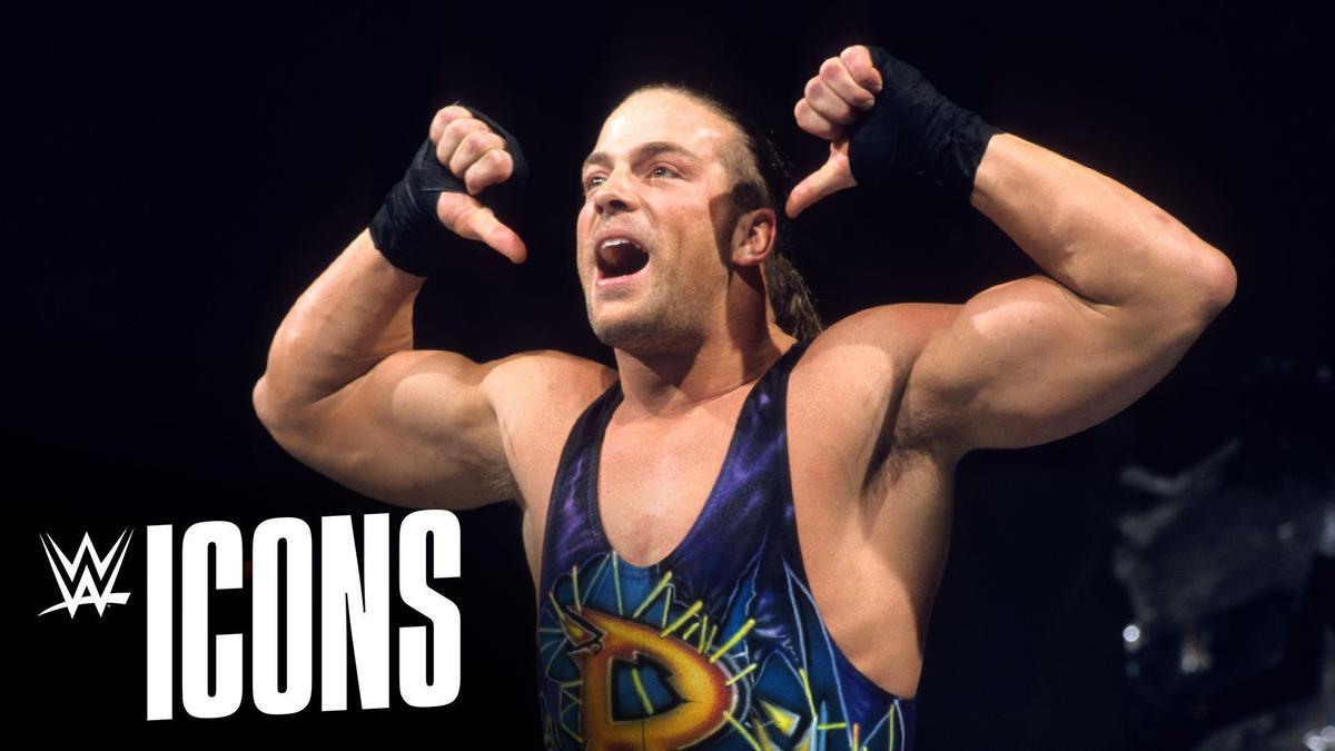 WWE Icons: Rob Van Dam premiere date revealed