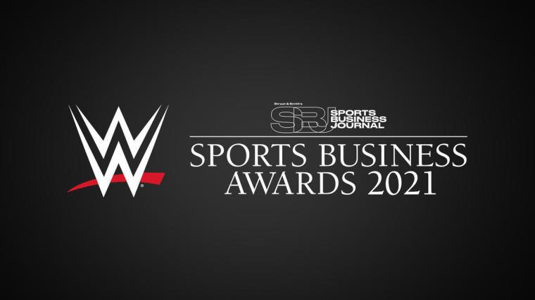 WWE Network nominated for 2021 Sports Business Award