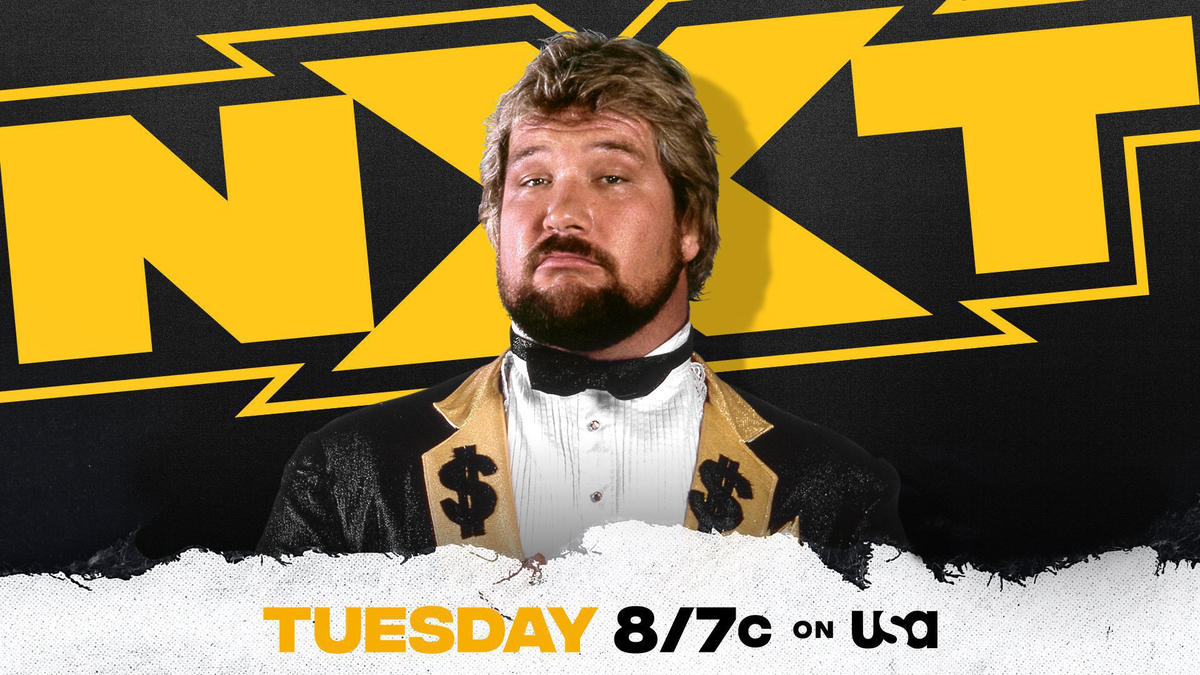 """""""The Million Dollar Man"""" Ted Dibiase heads to NXT this Tuesday"""