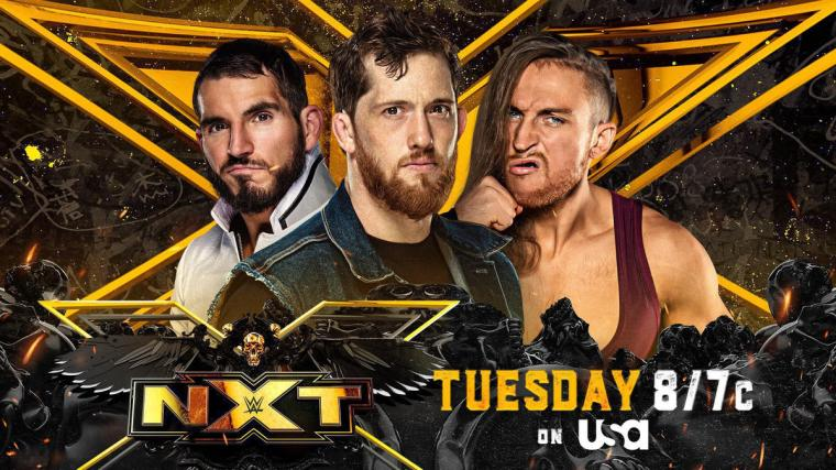 Kyle O'Reilly, Johnny Gargano and Pete Dunne to tangle for NXT Title opportunity