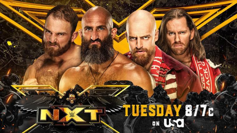 Tommaso Ciampa & Timothy Thatcher set to collide with Grizzled Young Veterans in Tornado Tag Match