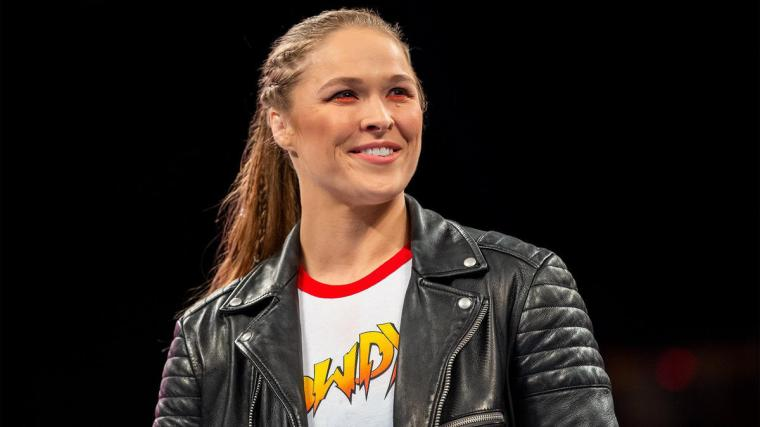 Ronda Rousey is having a baby girl!