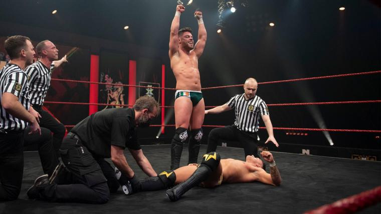 WWE NXT UK results: July 1, 2021