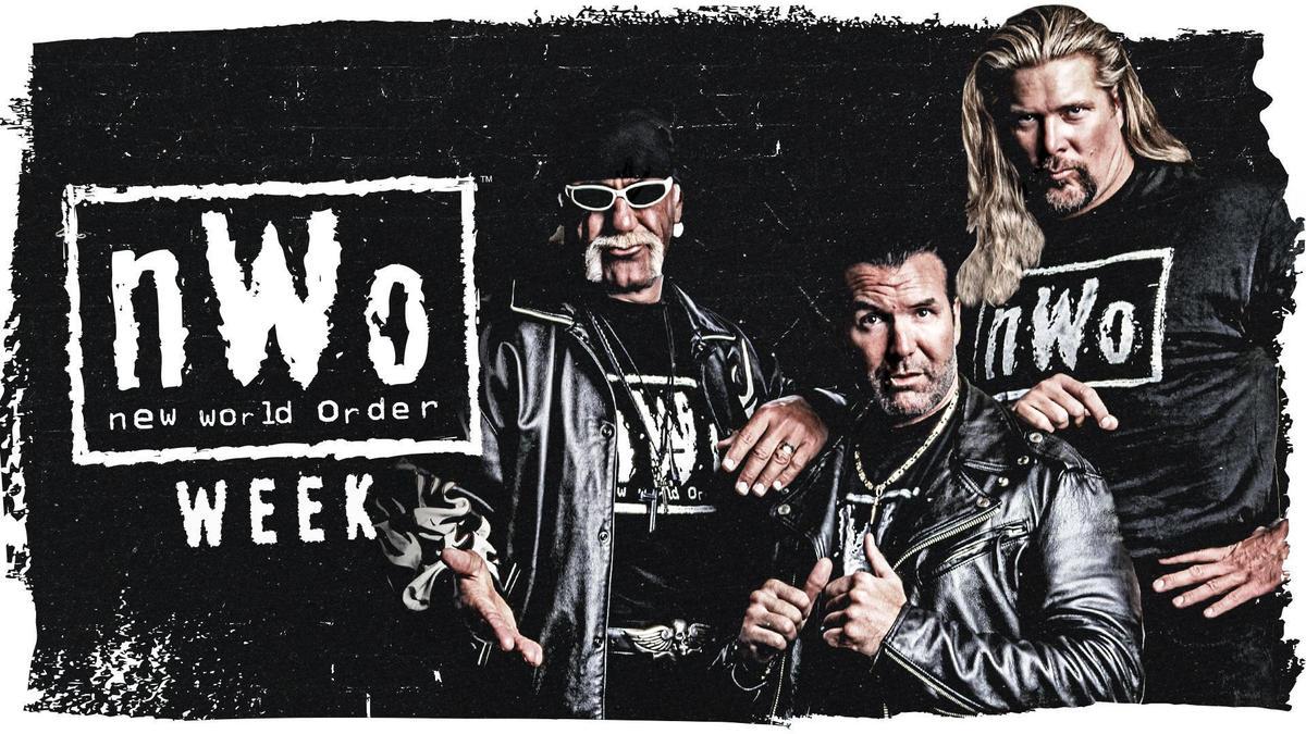 WWE celebrates nWo Week starting Monday