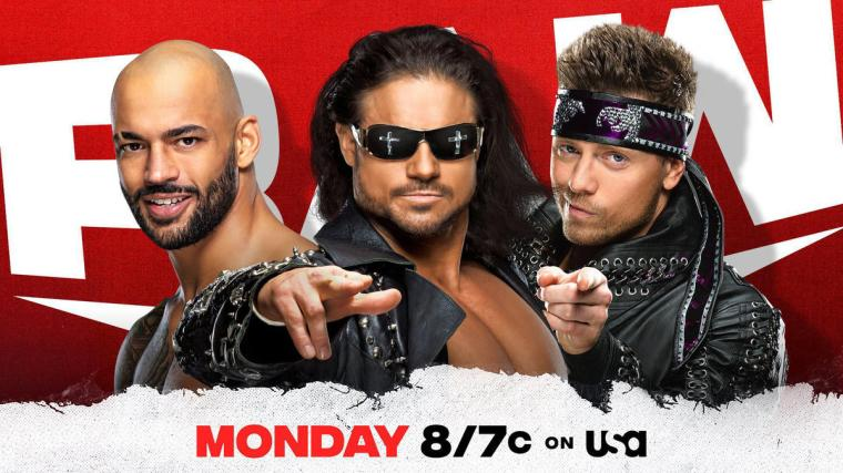 Ricochet and John Morrison to go one-on-one in Raw rematch