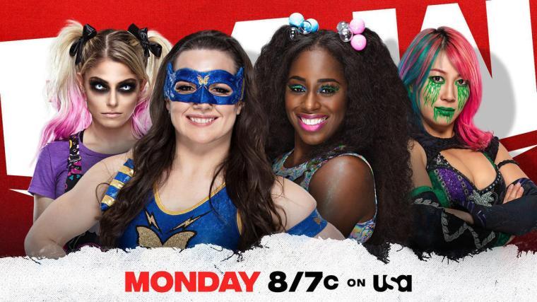 Alexa Bliss, Asuka, Naomi and Nikki A.S.H. set for Fatal 4-Way collision