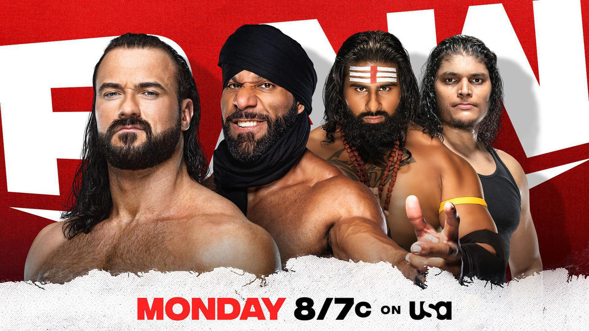 What's next for Jinder Mahal now that he's in possession of Drew McIntyre's family sword?