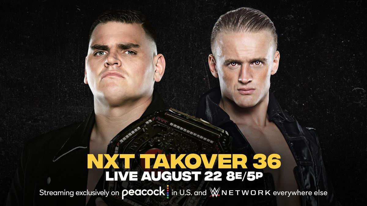 NXT TakeOver 36 preview: WALTER vs. Ilja Dragunov II
