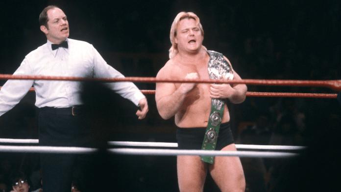 Greg Valentine   WWE