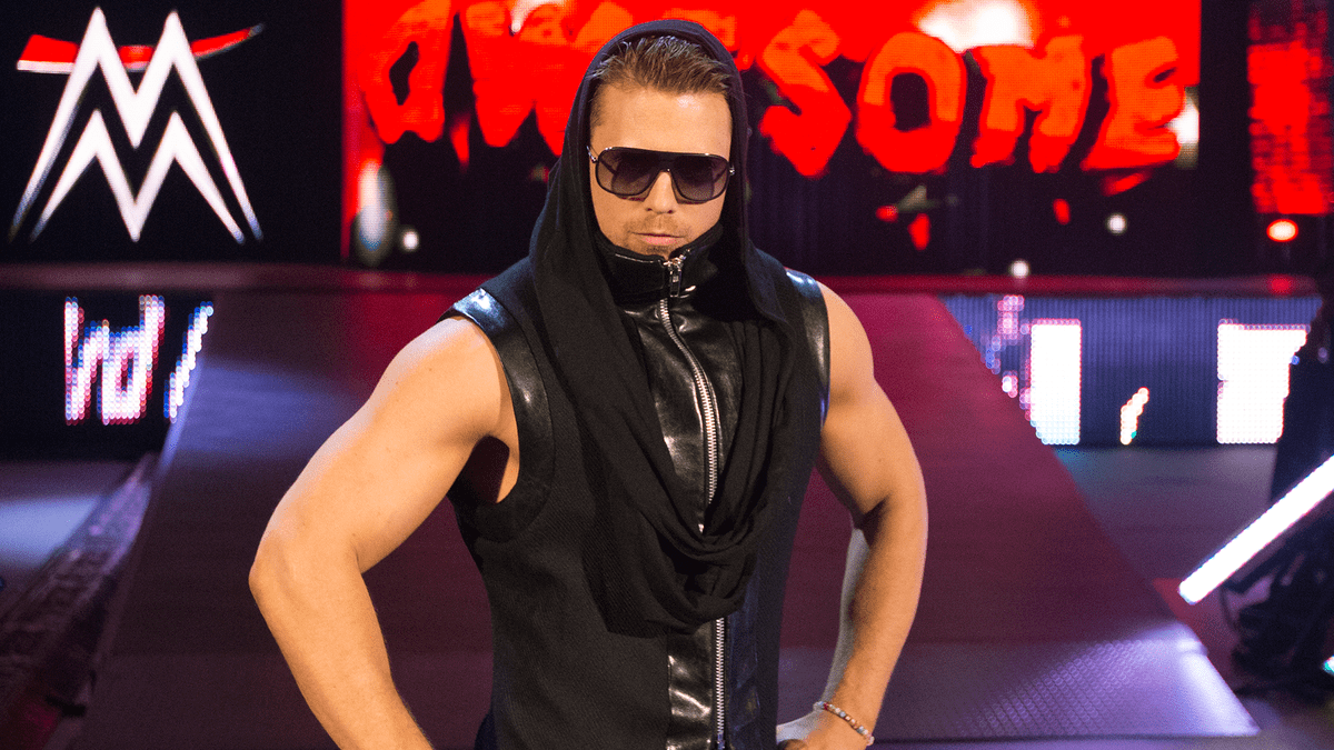 Image result for the miz wwe