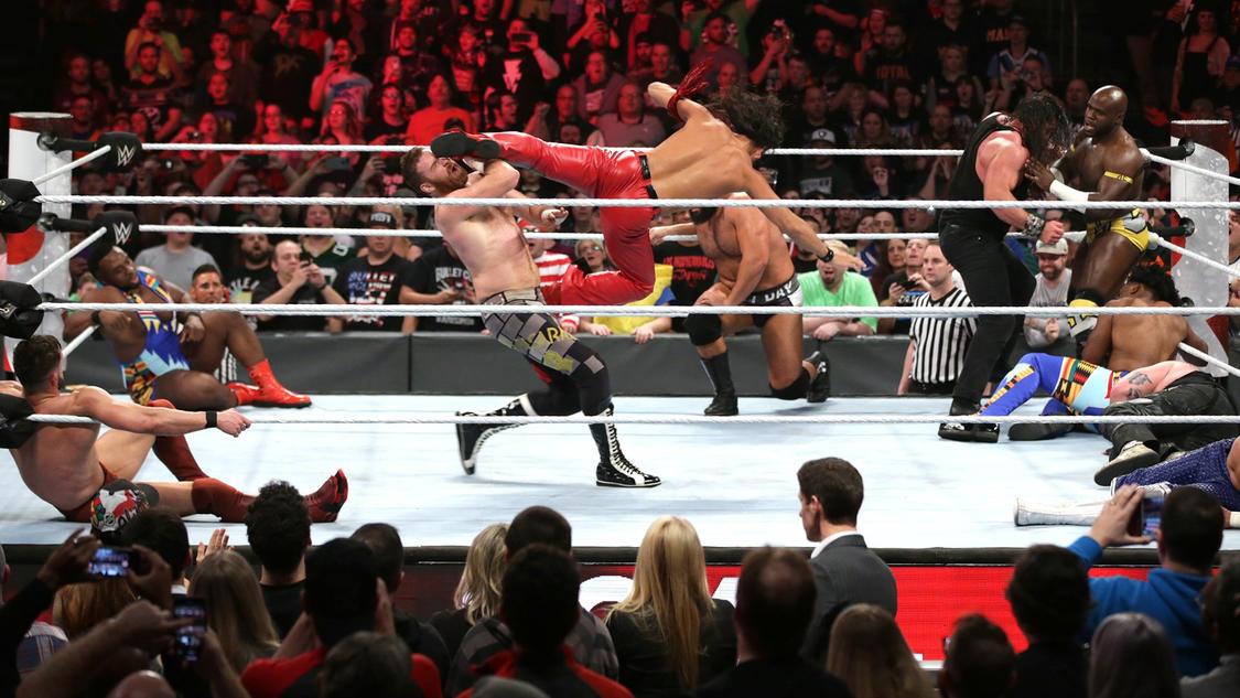 Ronda Rousey makes WWE debut