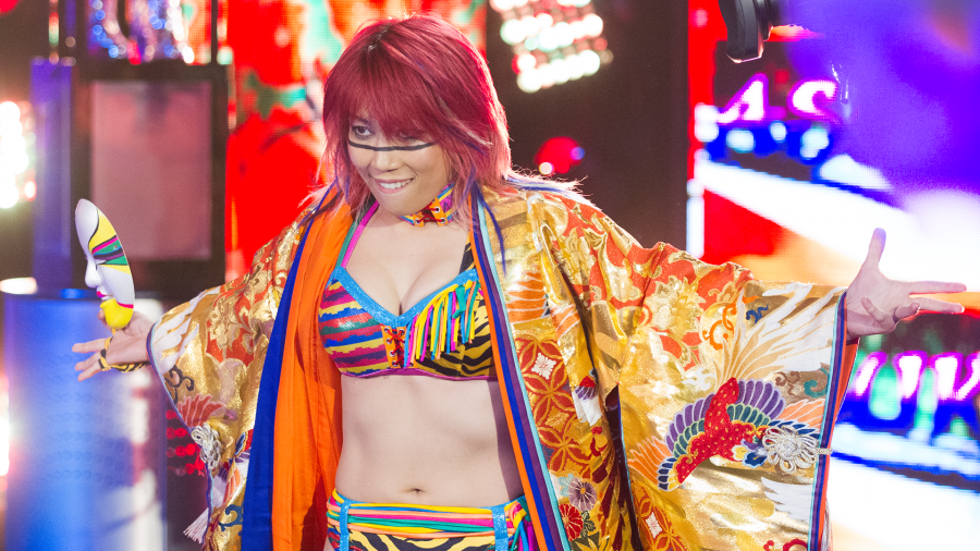 Image result for asuka nxt