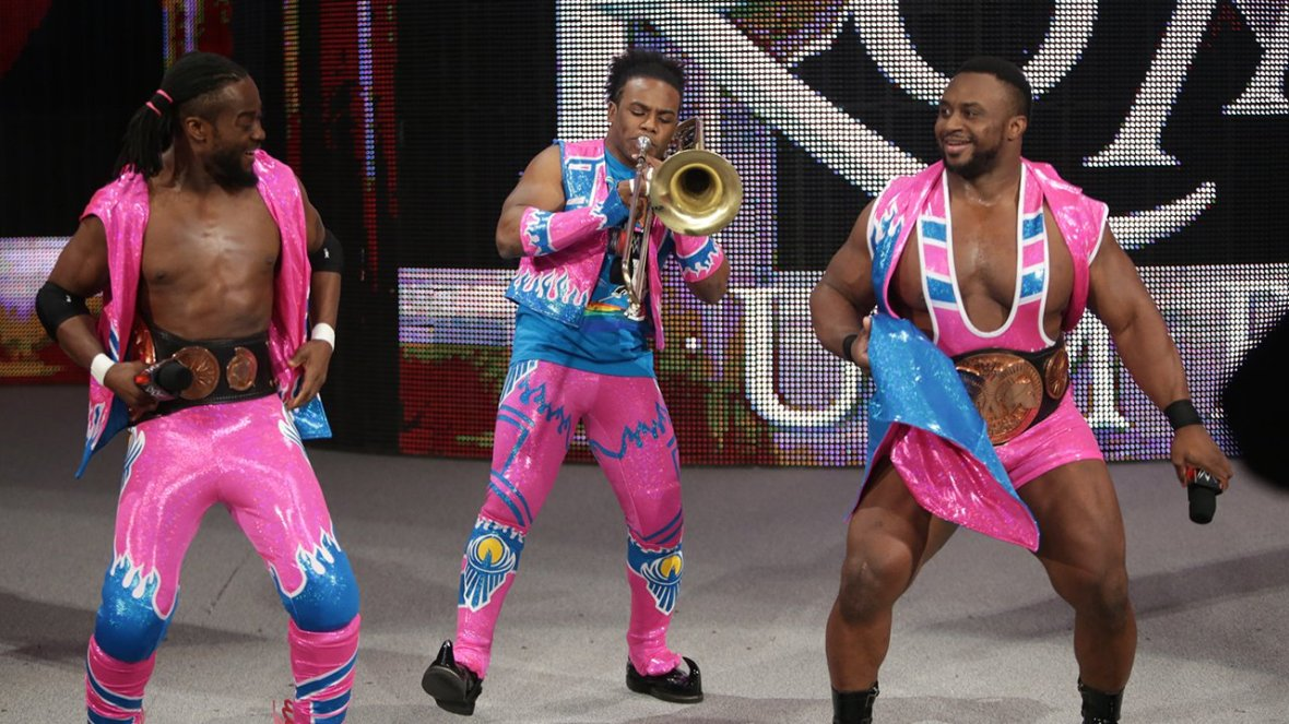 Image result for new day wwe
