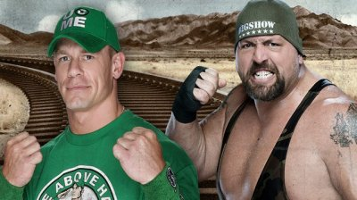 John Cena vs. Big Show at No Way Out 2012