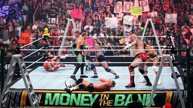 WWE Money in the Bank 2012 results