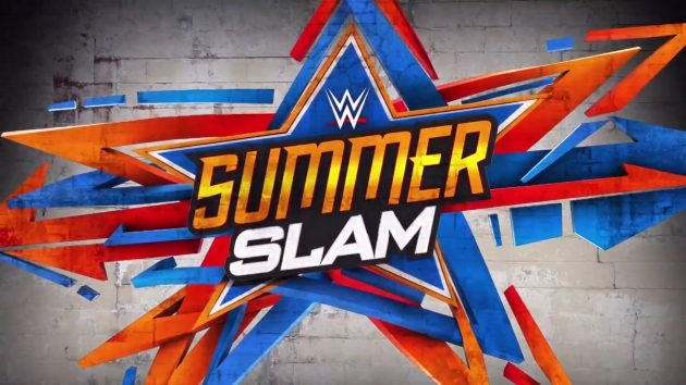 Image result for WWE SummerSlam 2017 logo