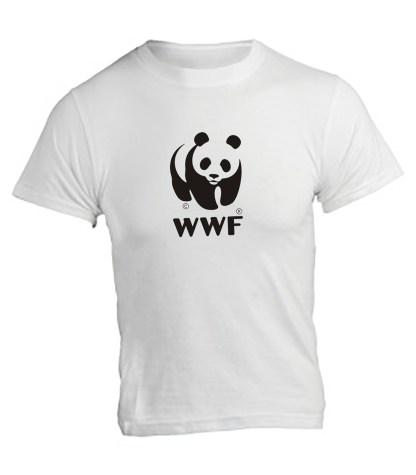 WWF mansportshirt