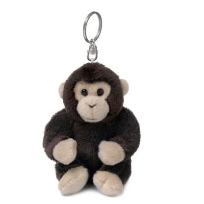 Sleutelhanger chimpansee WWF