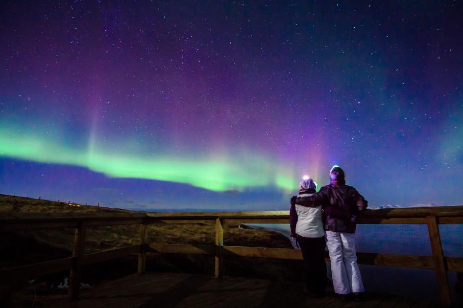 Best Place See Northern Lights Uk