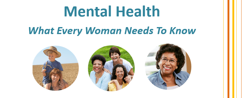 Mental Health Stigma Wisconsin Womens Health Foundation