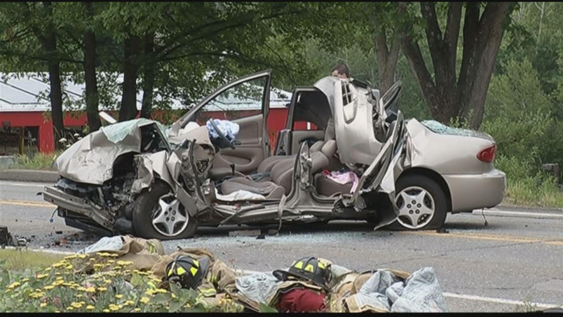 ware 2 car crash_417968