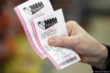 $314M Mega Millions Lottery Jackpot; sales decline