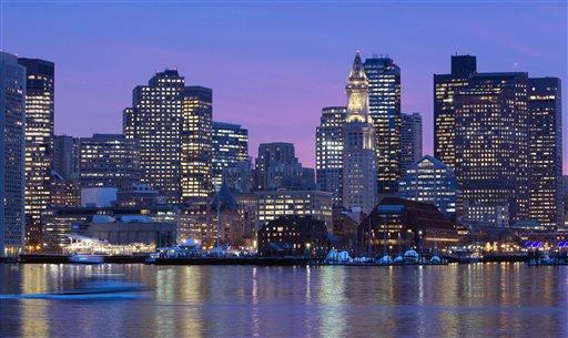 Boston Skyline_134161