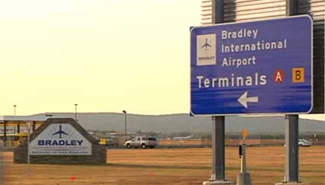 bradley airport sign_209385
