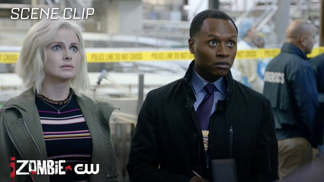 iZombie Are You Ready For Some Zombies Scene_809344