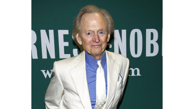 CORRECTION Obit Tom Wolfe_1526404135441
