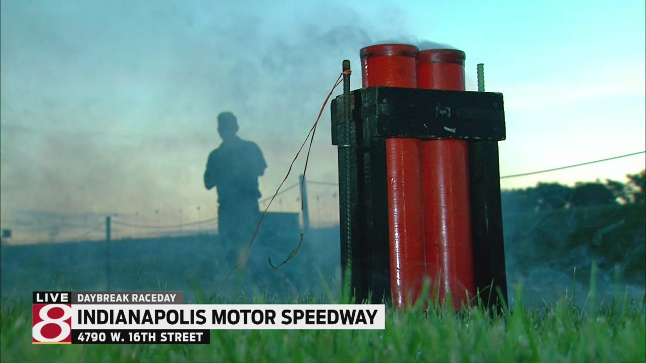 Gates Open at Indy 500