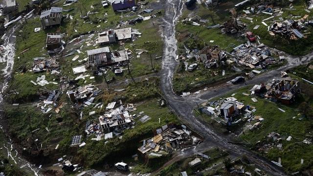 APTOPIX Puerto Rico Hurricane Maria_1528223450360