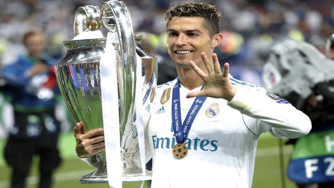 Soccer Juventus Ronaldo_1531238501729