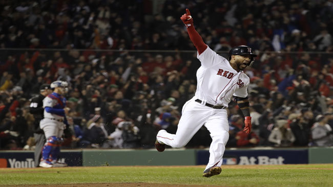 APTOPIX World Series Dodgers Red Sox Baseball_1540373600135