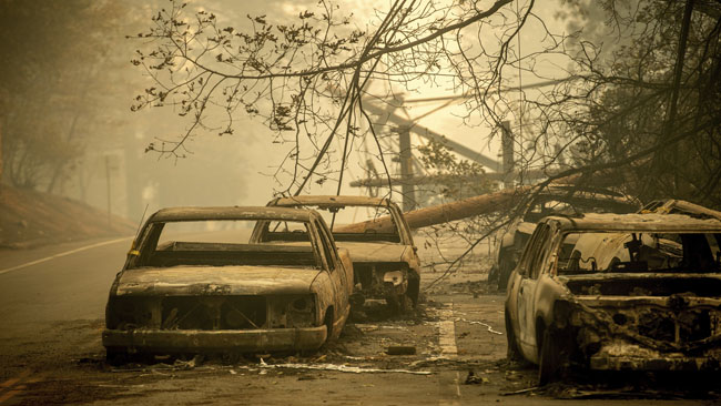 APTOPIX California Wildfires_1541962222244