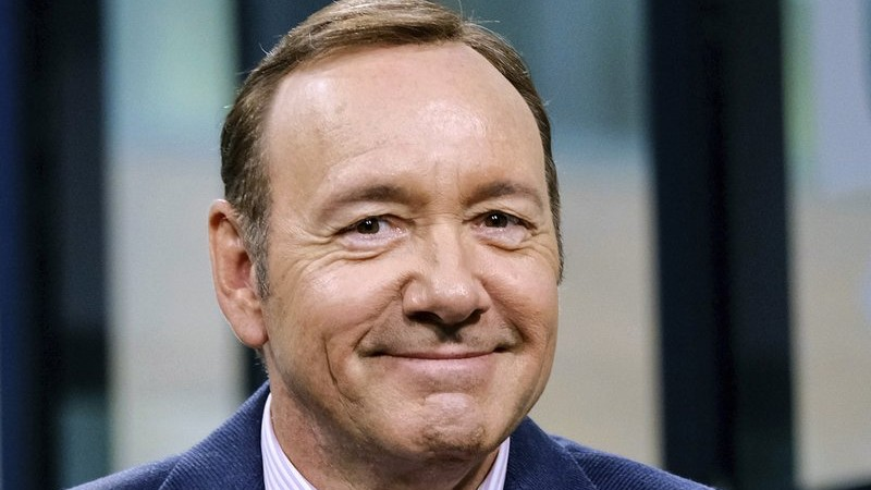 Kevin Spacey AP