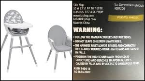 high chairs recalled due to risk of fall injury_1546683657050.jpg.jpg