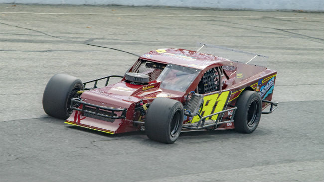 Thompson Speedway Motorsports Park held practice on Saturday
